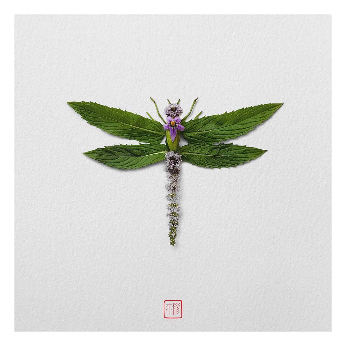 Tiere aus Blumenblüten Tiere-aus-blumenblueten-Raku-Inoue_08
