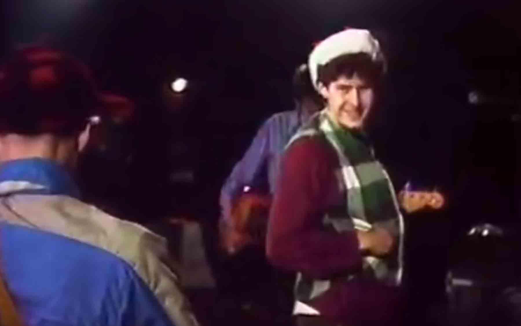 Live-Auftritt der Beastie Boys aus dem Jahre 1983