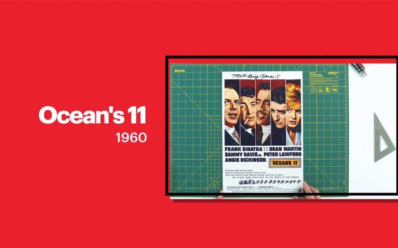Designer vergleicht Filmplakate von Klassikern und ihren Remakes