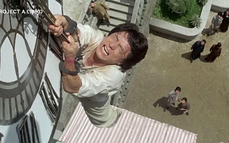 Best of Jackie Chan Stunts