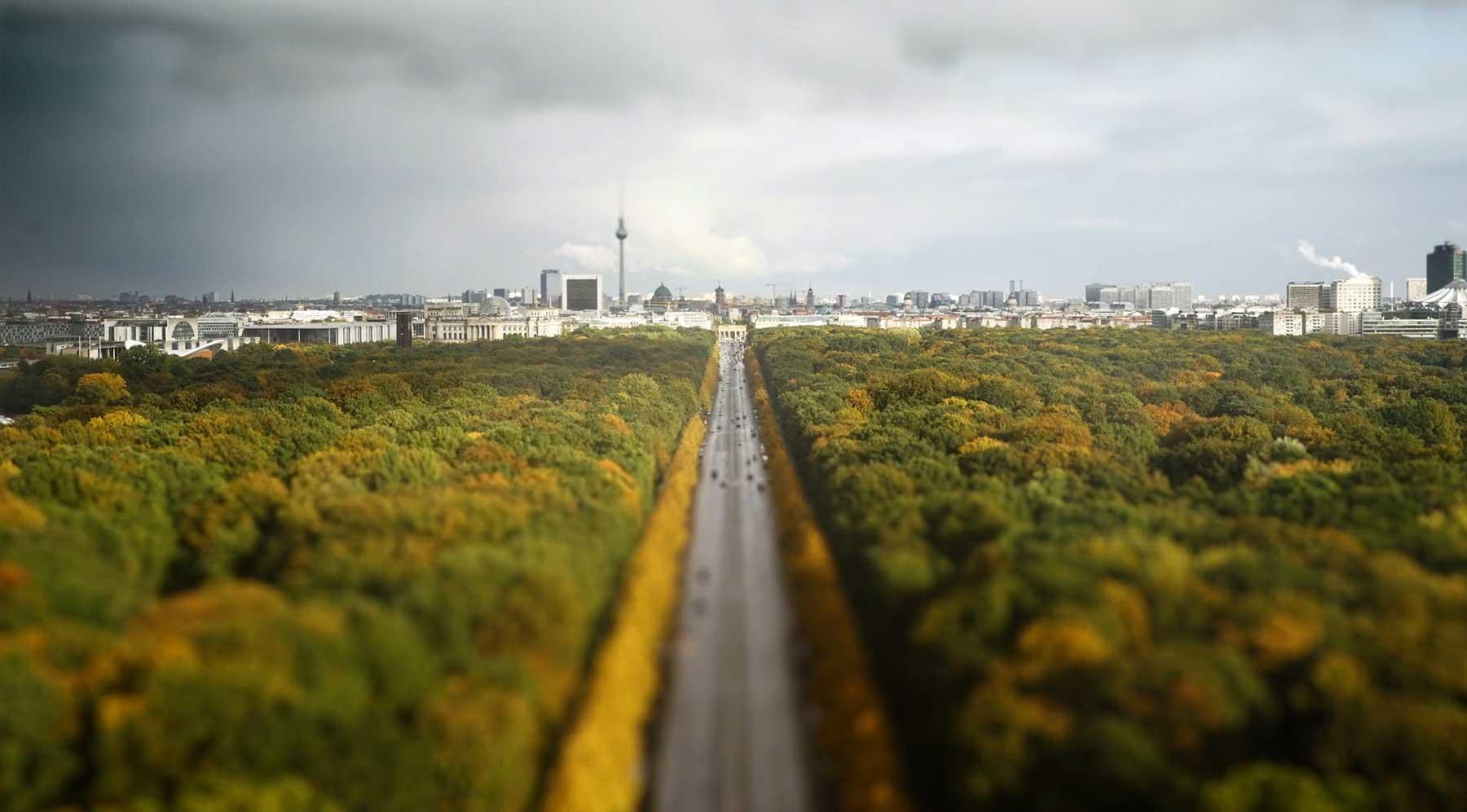 Berlin im Miniatur-Format