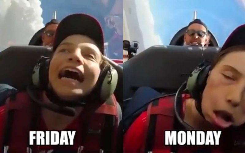 Montagsgefühle