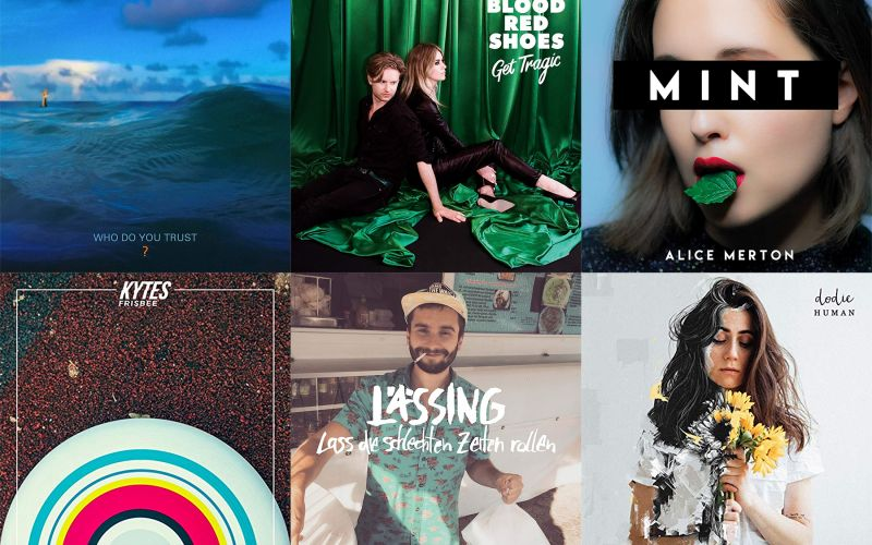 Kurzreviews: Neue Musikalben im Januar 2019