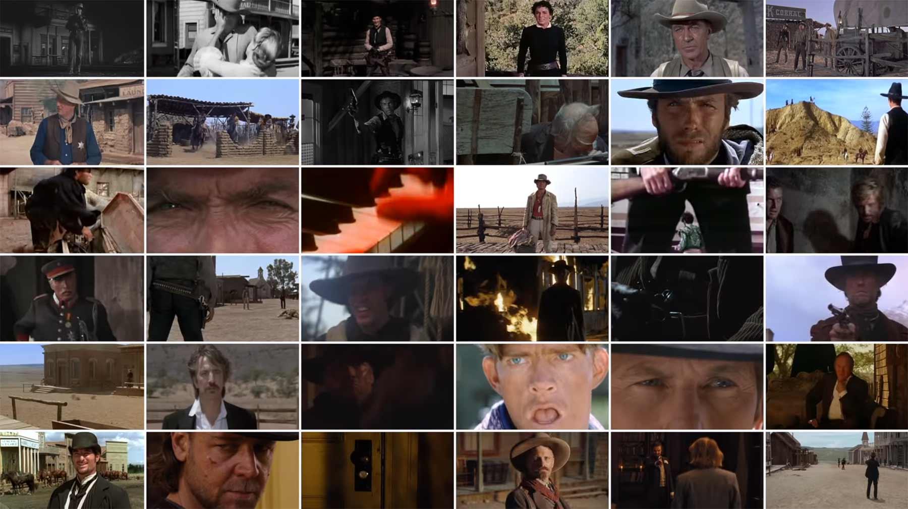 36 Western geben synchron ihren ersten Schuss ab 36-western-synchron-shooting