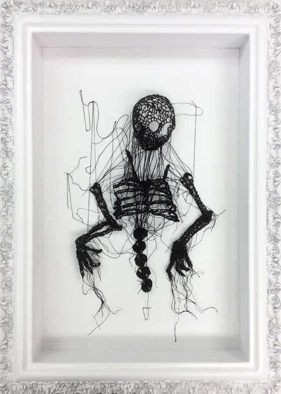 Gehäkelte Skelette von Caitlin McCormack Caitlin-McCormack-gehaekelte-skelette_03