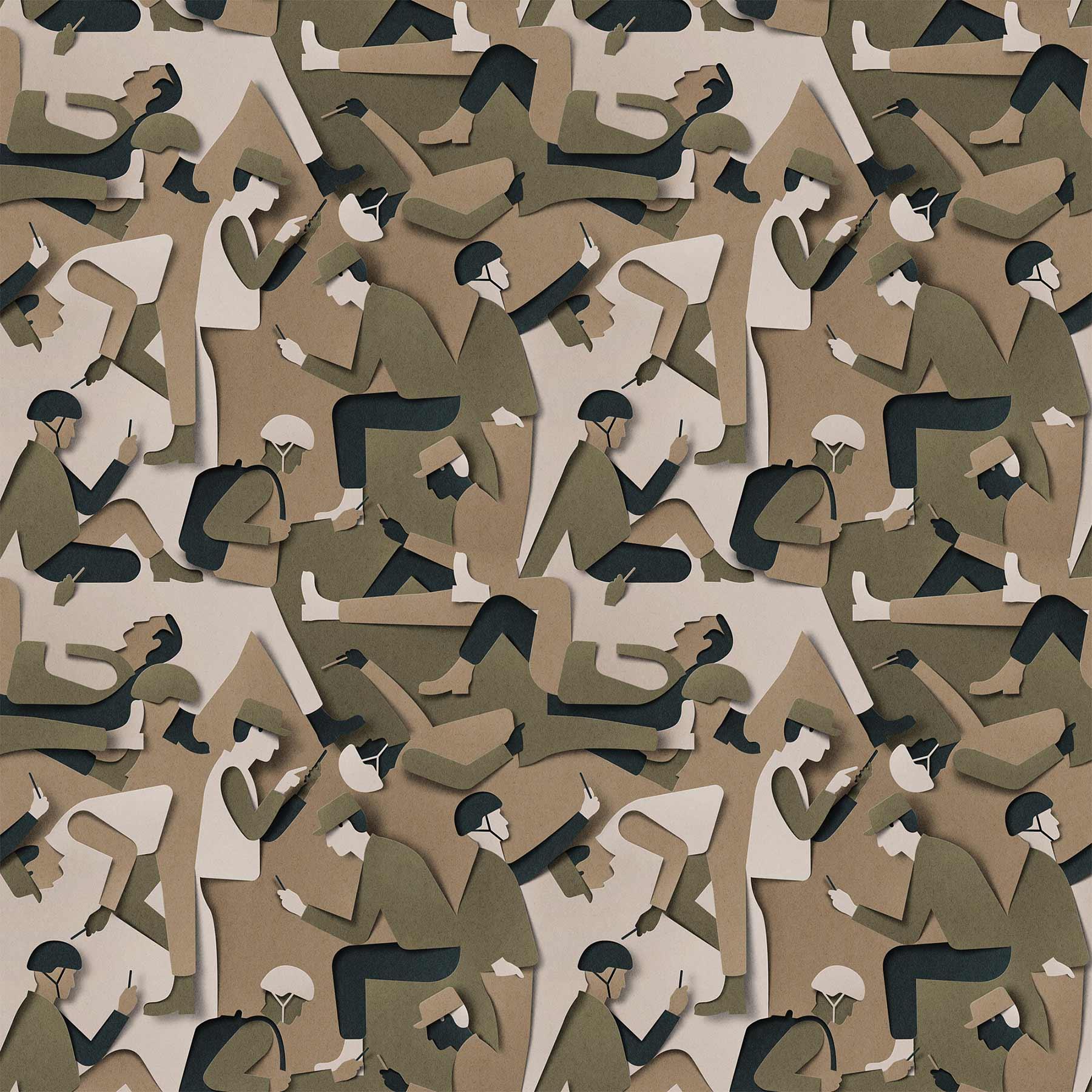 Neue papiergleiche Illustrationen von Eiko Ojala Eiko-Ojala_papierillustrationen_2019_02