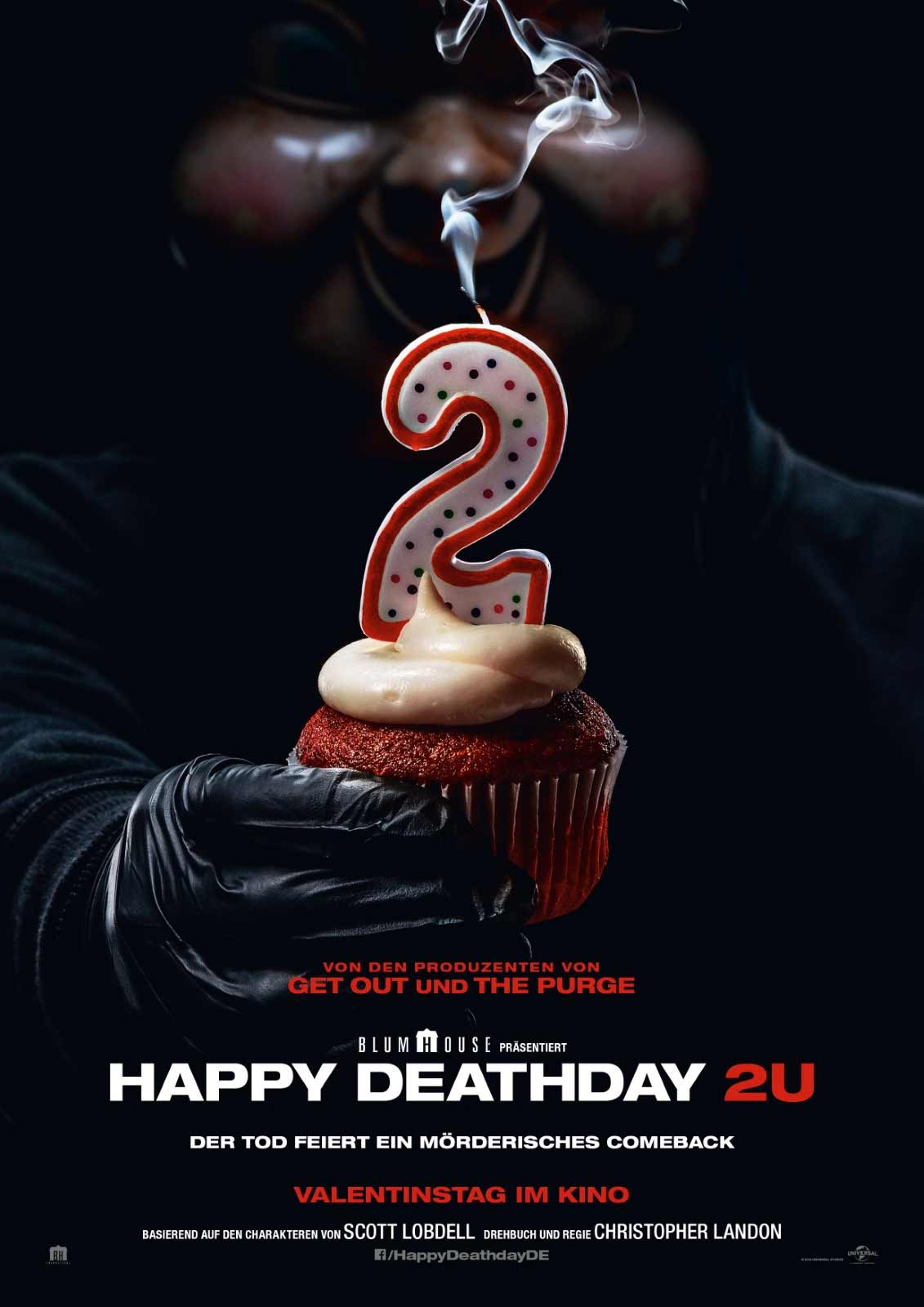 Review: Happy Death Day 2U Happy-Death-Day-2U-poster-filmplakat