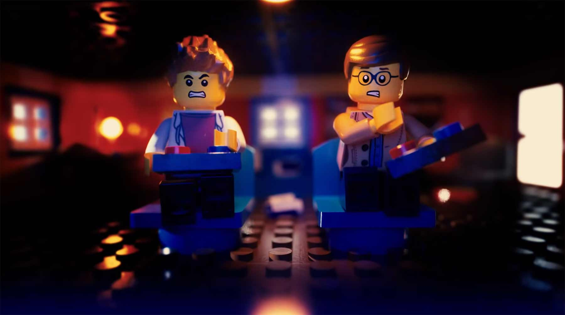 """LEGO: The Great Escape"""