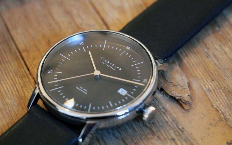 Die neue STERNGLAS Naos Automatik-Uhr im Vorab-Test