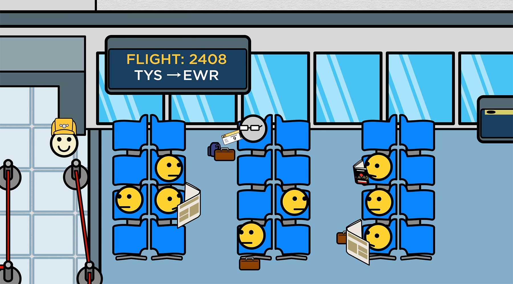 Diese Boarding-Methode ist die schnellste