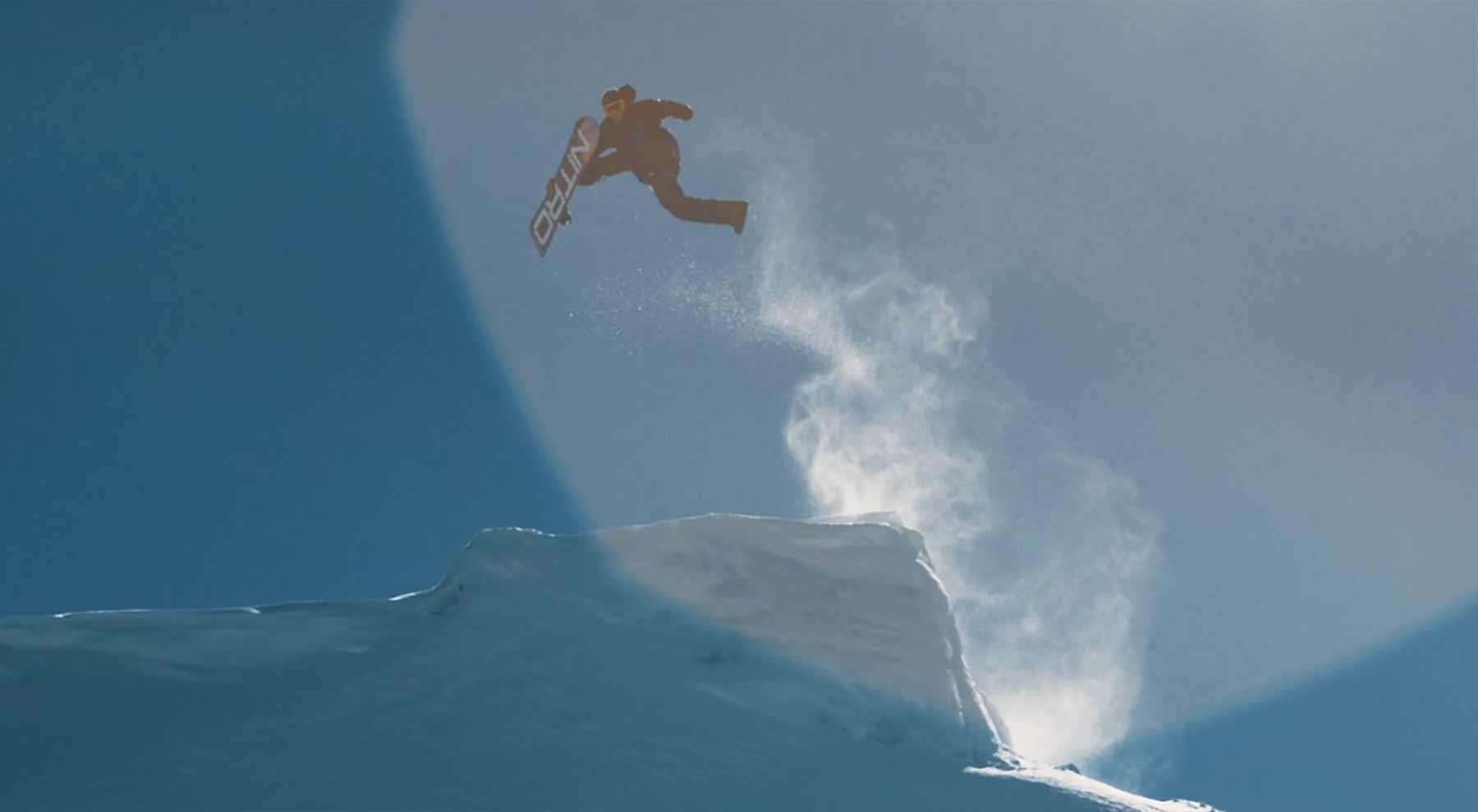 Snowboarding: Frozen Mind