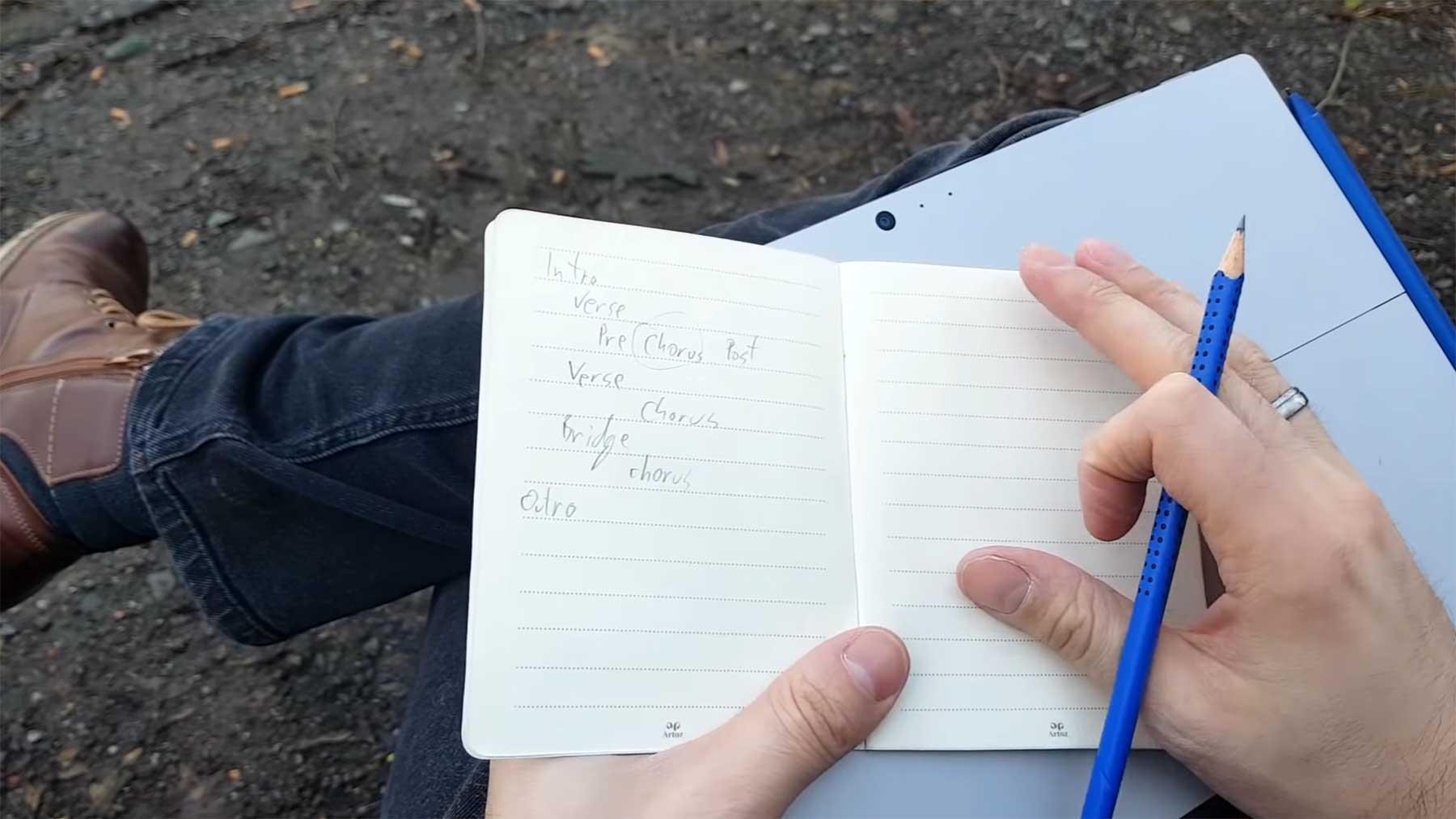 Kompletten Song an einem Tag schreiben und produzieren gesamten-song-an-einem-tag-schreiben
