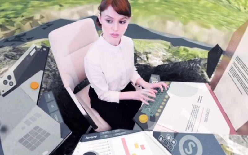 Der Arbeitsalltag einer künstlichen Intelligenz