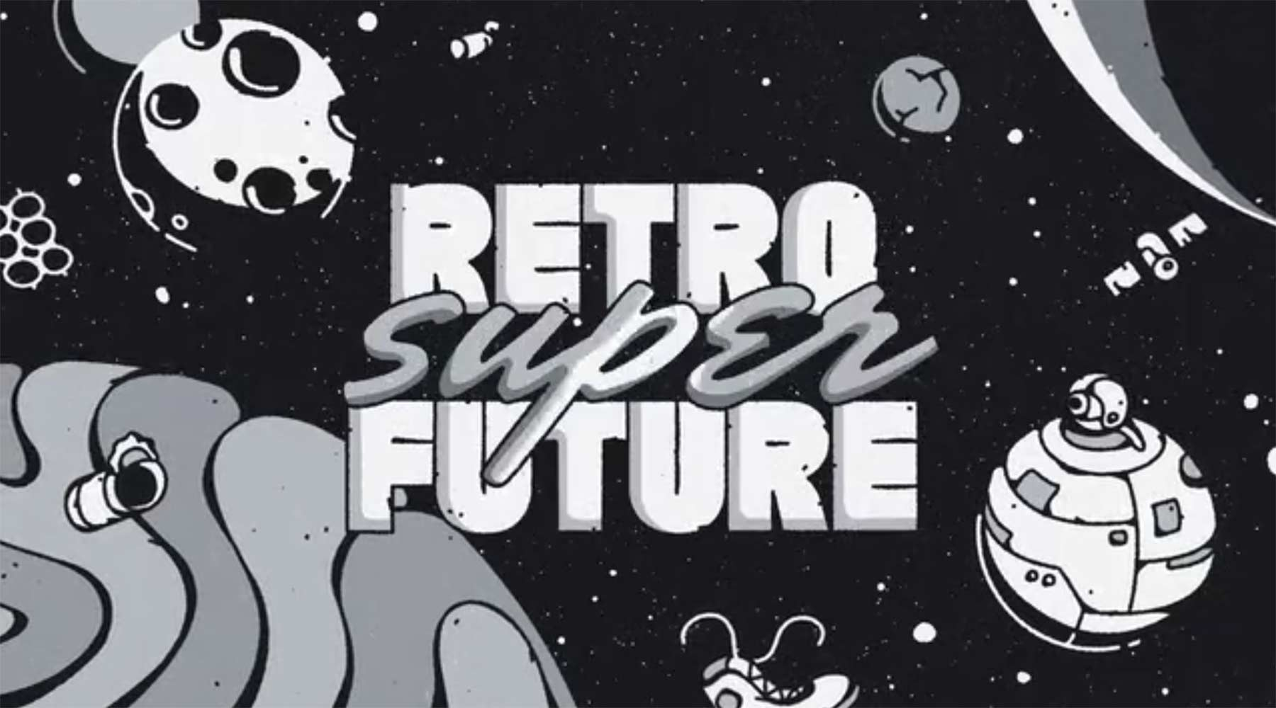 Retro Super Future retro-super-future-short