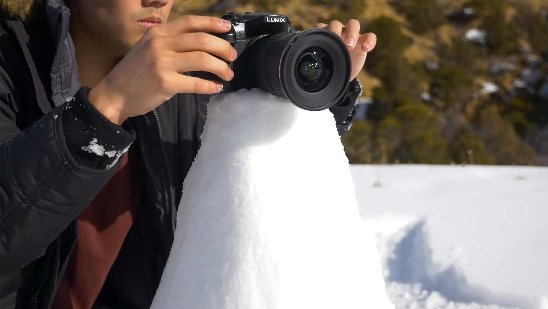 Ryan Higa hat ein episches Schnee-Haus gebaut ryan-higo-schneehaus