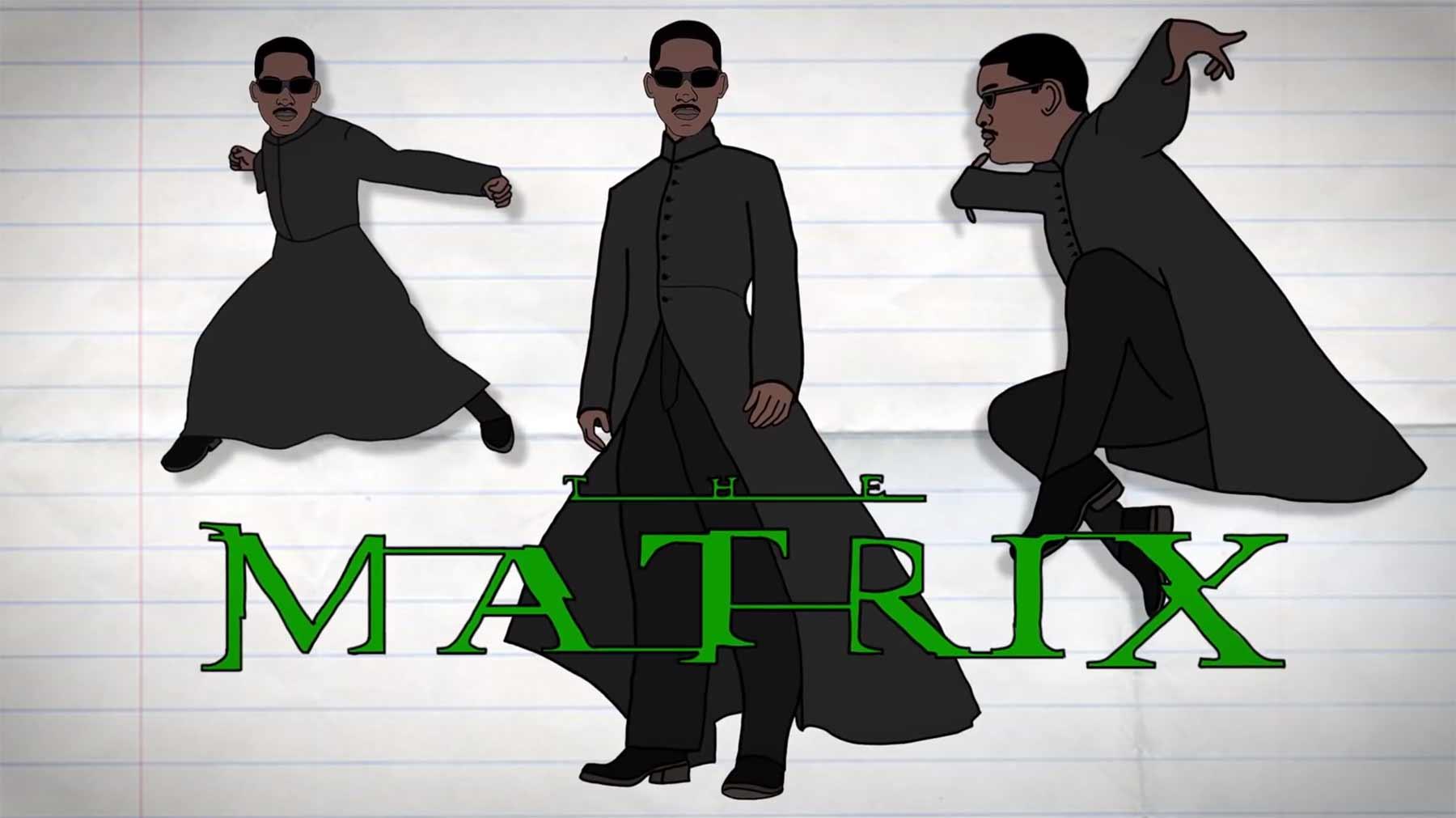 """Deshalb hat Will Smith die Rolle als Neo in """"The Matrix"""" abgelehnt"""