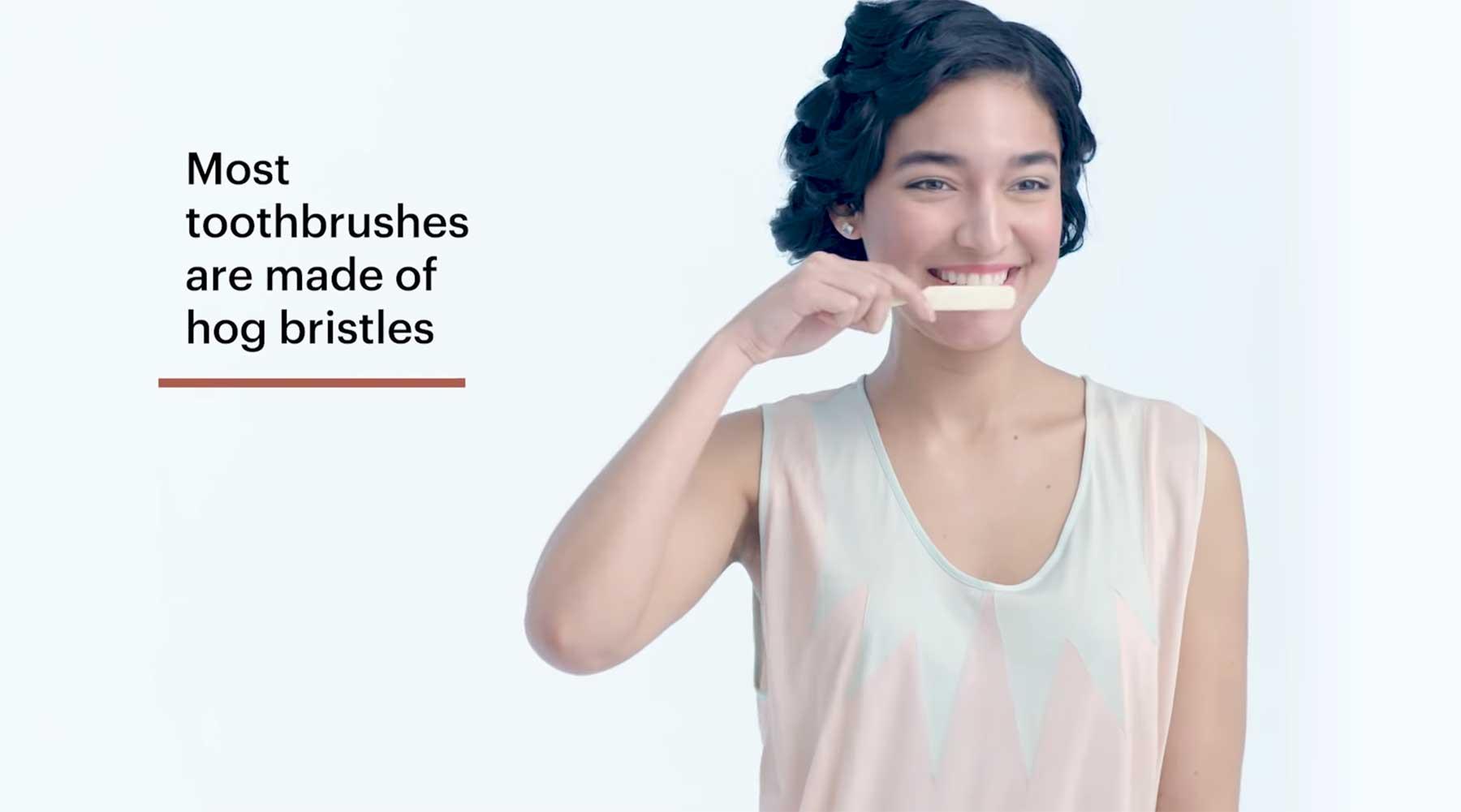 100 Jahre Zahnpflege