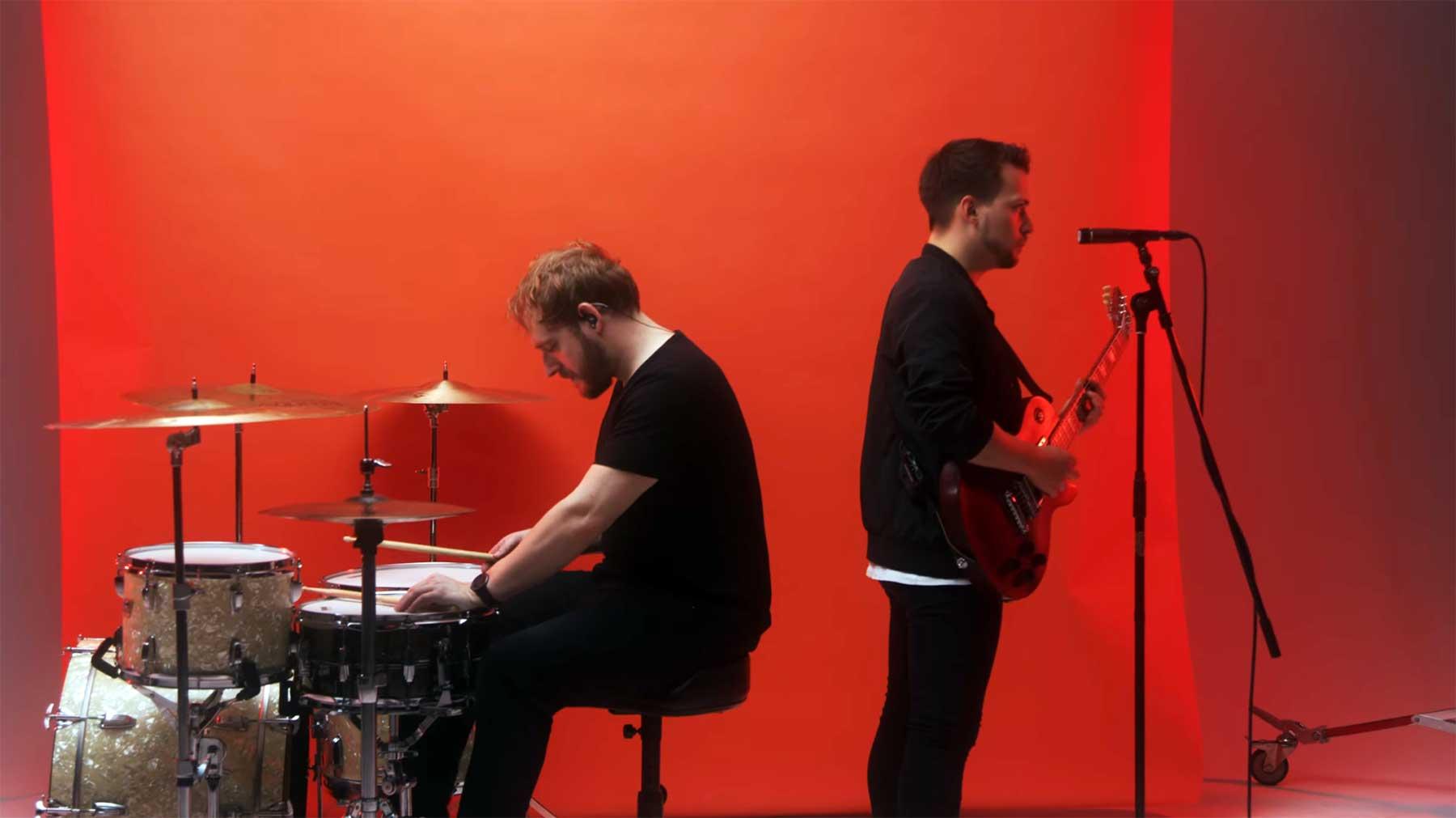 Musikvideo-Premiere: BETAMENSCH – Halt Mich