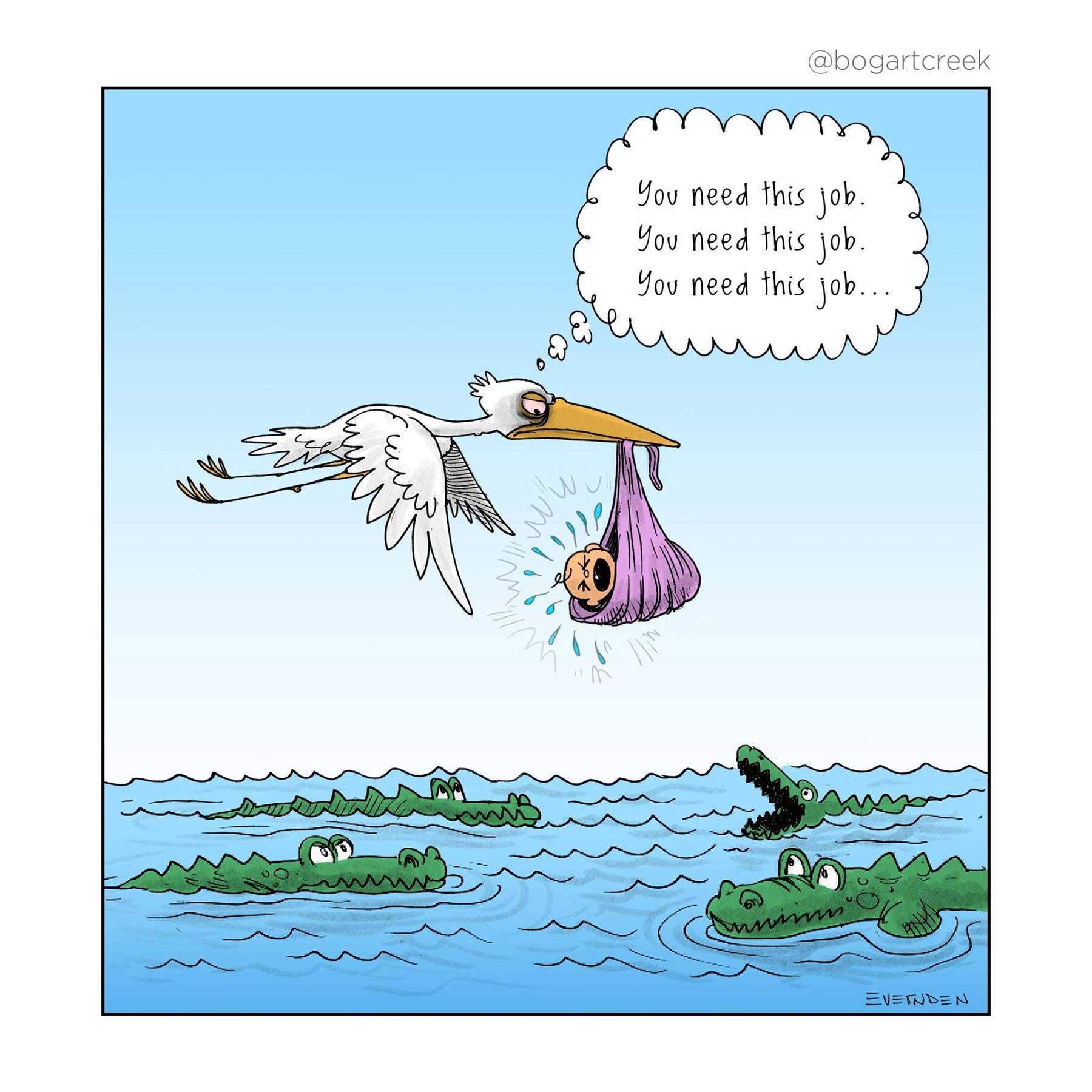 Lustige Single-Panel-Webcomics: Bogart Creek Bogart-Creek-webcomics_10