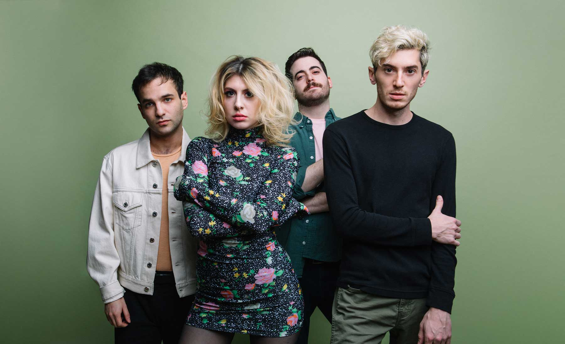 Musikvideo-Premiere: Charly Bliss - Chatroom Charly-Bliss-bandfoto