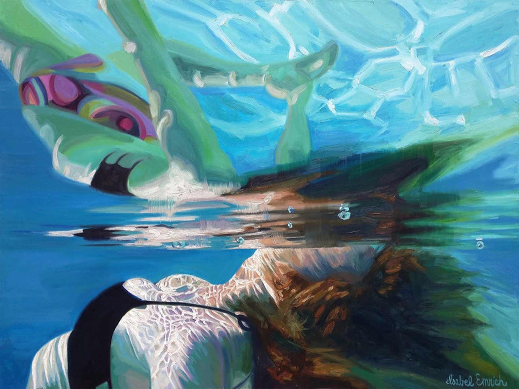 Malerei: Isabel Emrich Isabel-Emrich-unterwassermalerei_06
