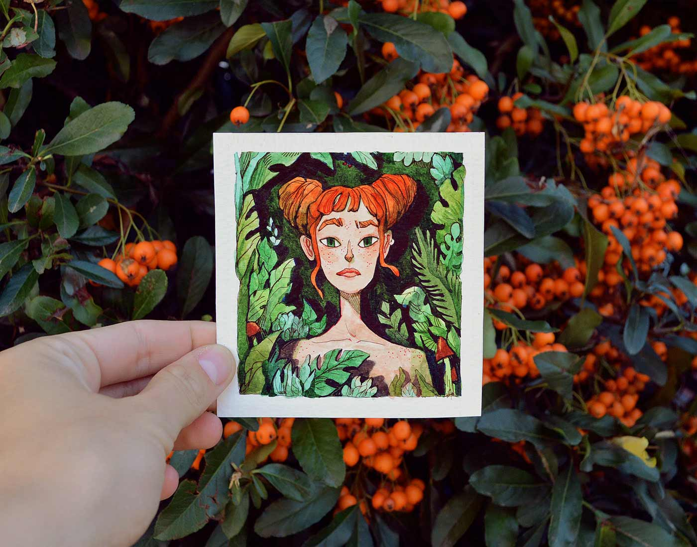Süße Zeichnungen von Marija Tiurina Marija-Tiurina-2019_01
