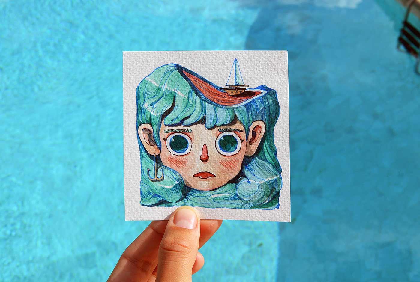 Süße Zeichnungen von Marija Tiurina Marija-Tiurina-2019_03