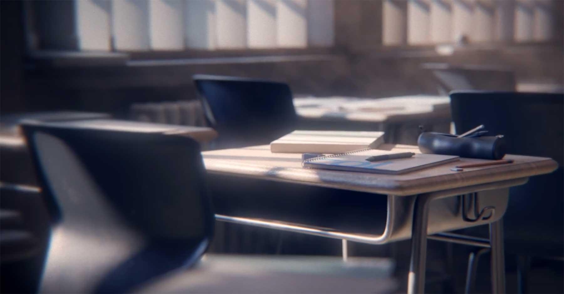 """Experimenteller Kurzfilm: """"Monachopsis"""""""