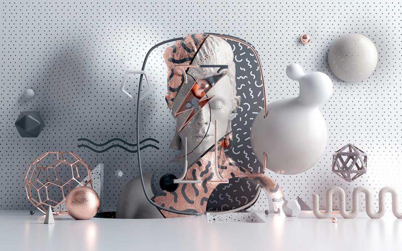 Pop-GIF-Loops von Vincent Viriot