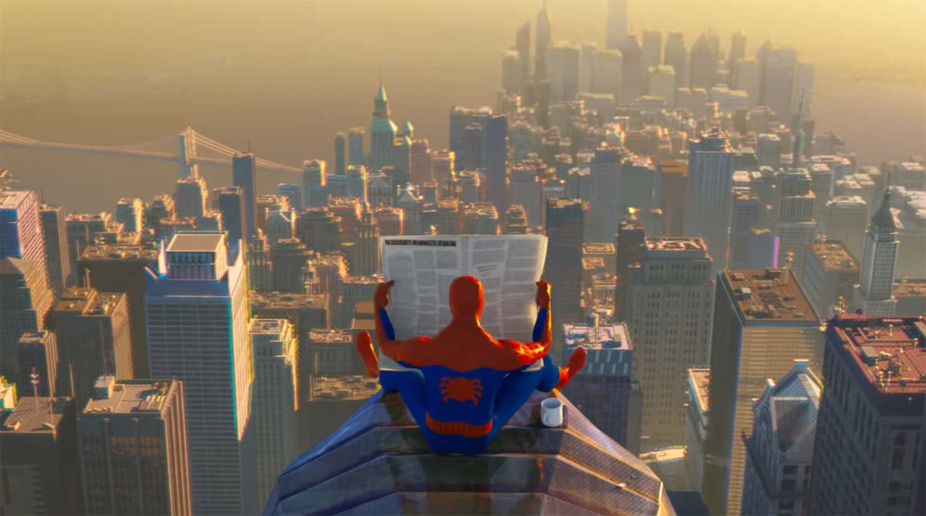"Making of ""Spider-Man: Into the Spider-Verse"""