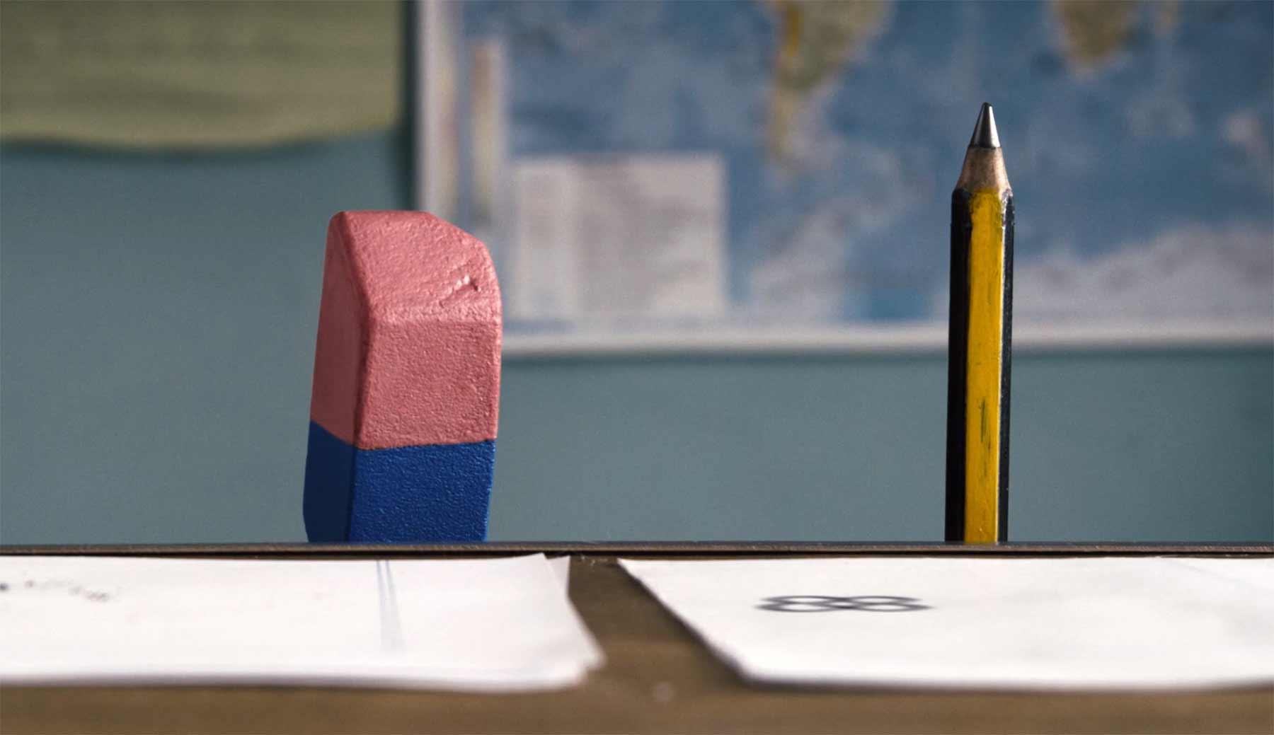 Treffen sich ein Radiergummi und ein Bleistift asi-son-las-cosas-the-way-things-are