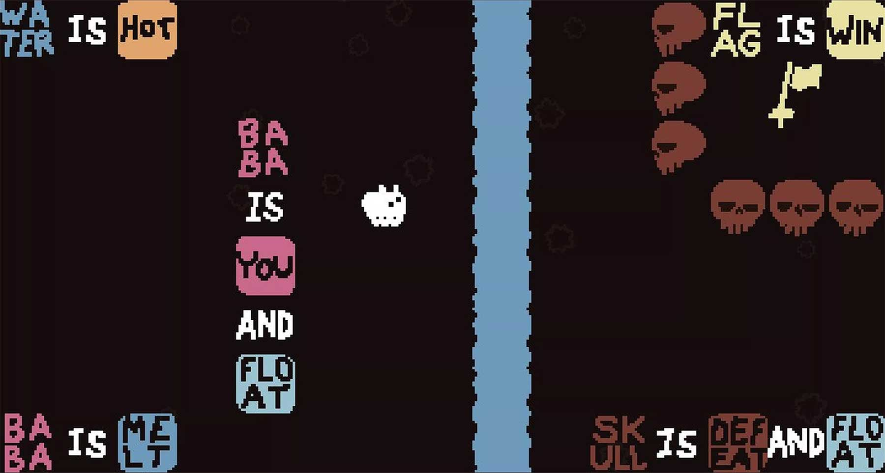 """""""Baba Is You"""" lässt euch interaktiv die Spielregeln ändern"""