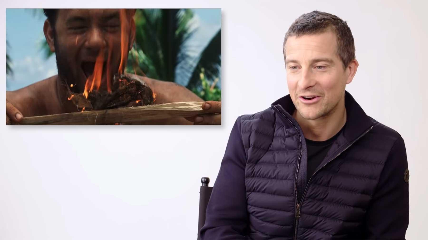 Experte Bear Grylls beurteilt Szenen aus Survival-Filmen bear-grylls-survival-filme