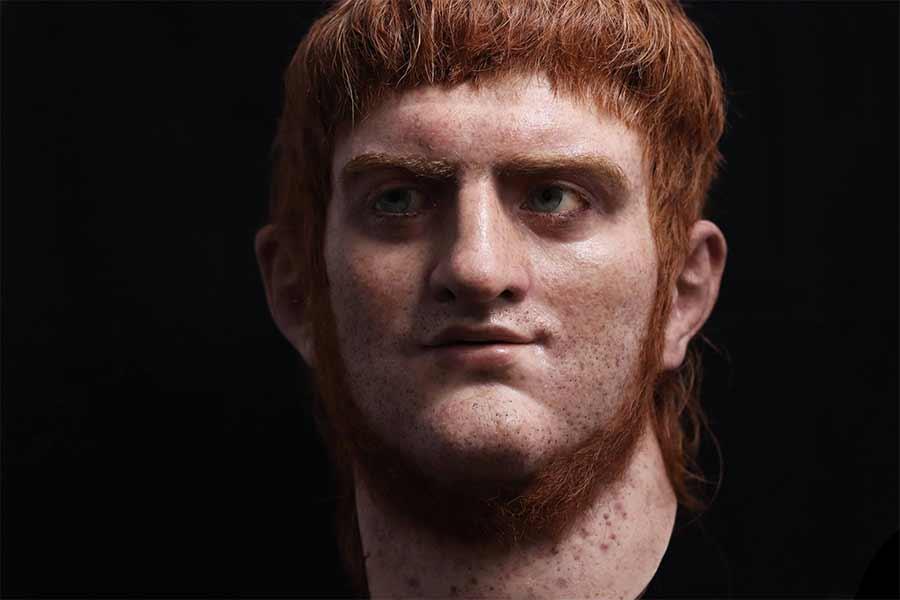 Hyperrealistische Büsten römischer Herrscher cesares-de-roma_05