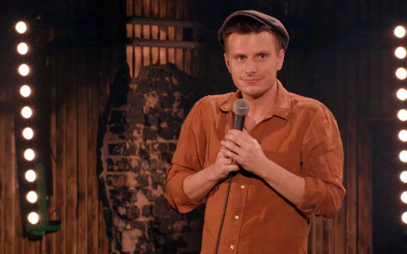 "Richtig gute Comedy: ""Hurra."" von Moritz Neumeier"