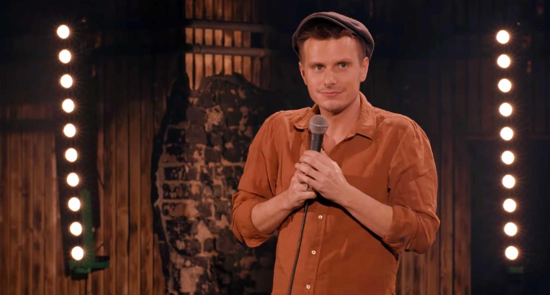 "Richtig gute Comedy: ""Hurra."" von Moritz Neumeier hurra-stand-up-comedy-moritz-neumeier"