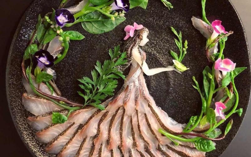 Wundervolle Sashimi-Kunstwerke von mikyou