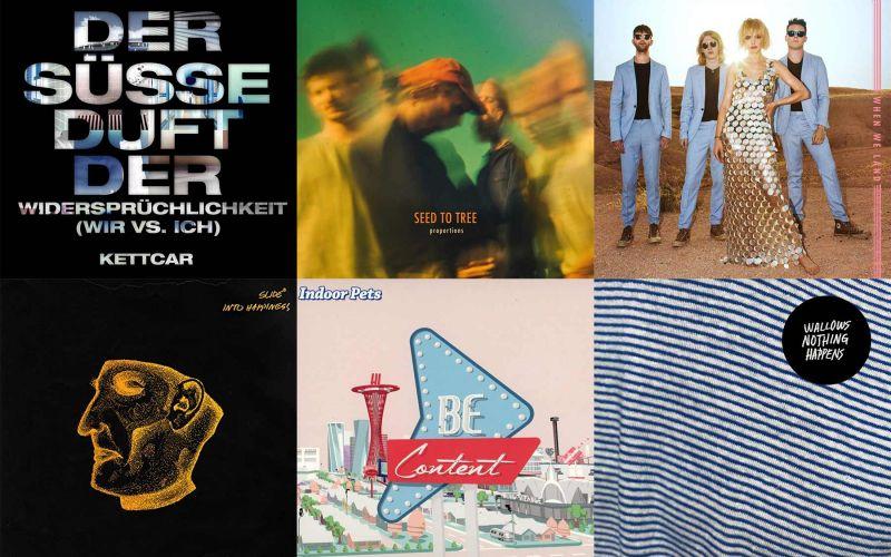 Kurzreviews: Neue Musikalben im März 2019