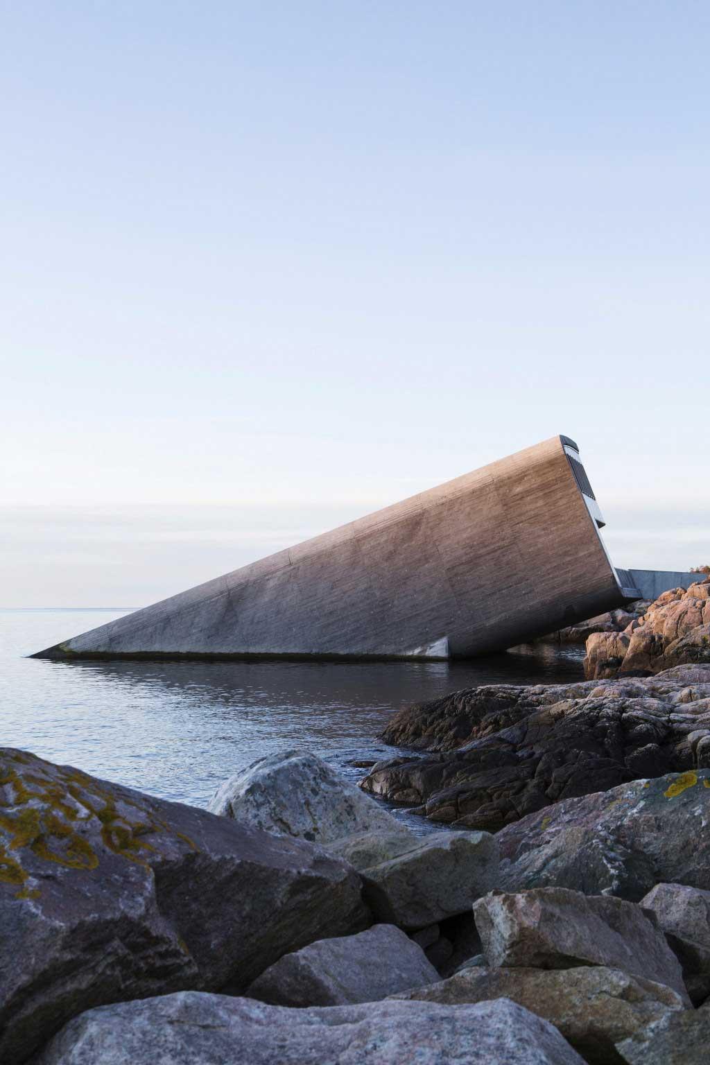 """""""Under"""" ist das erste Unterwasser-Restaurant Europas unterwasser-restaurant-under-norwegen_02"""