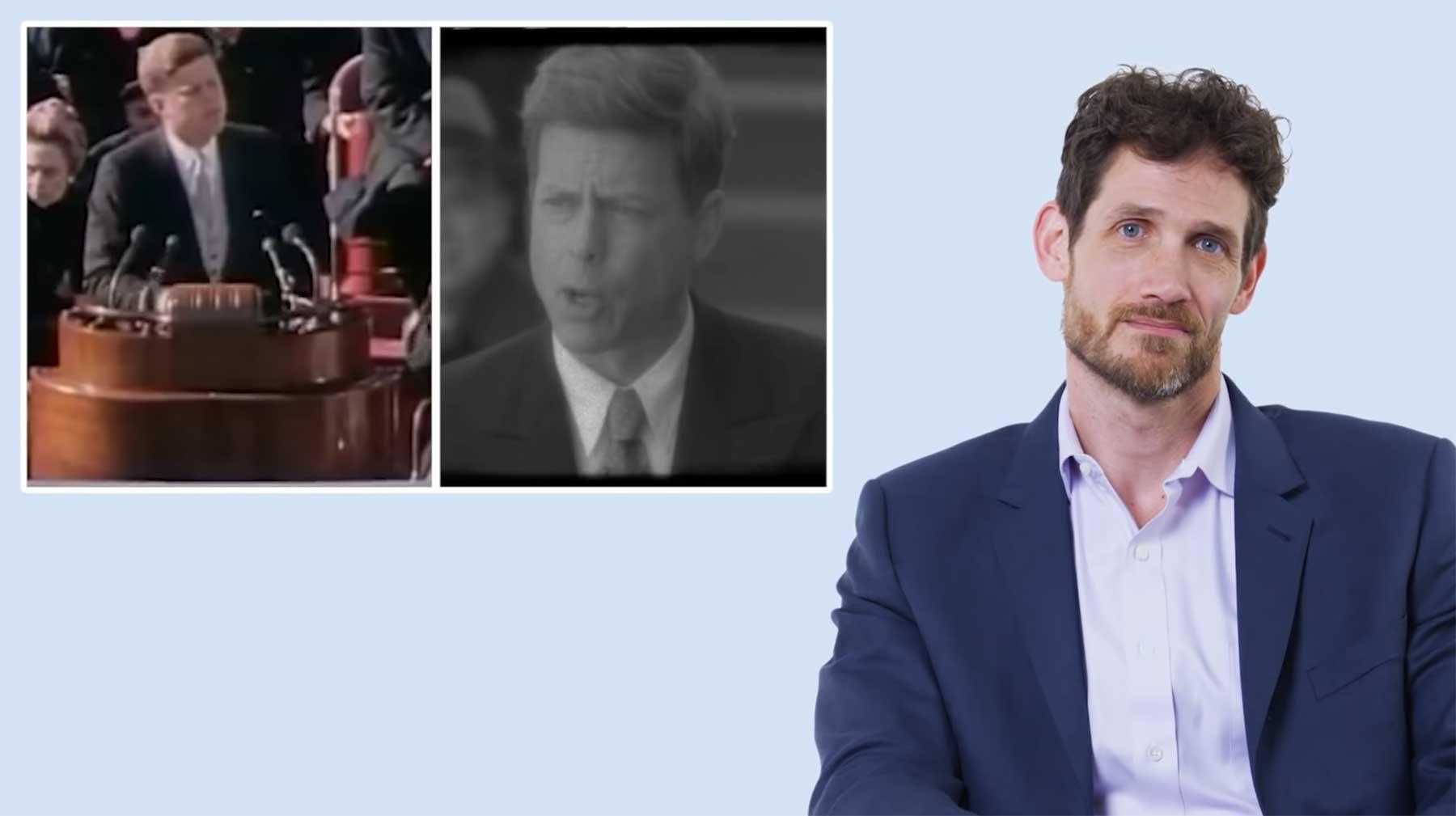 Akzent-Experte beurteilt Darstellung von US-Präsidenten in Filmen