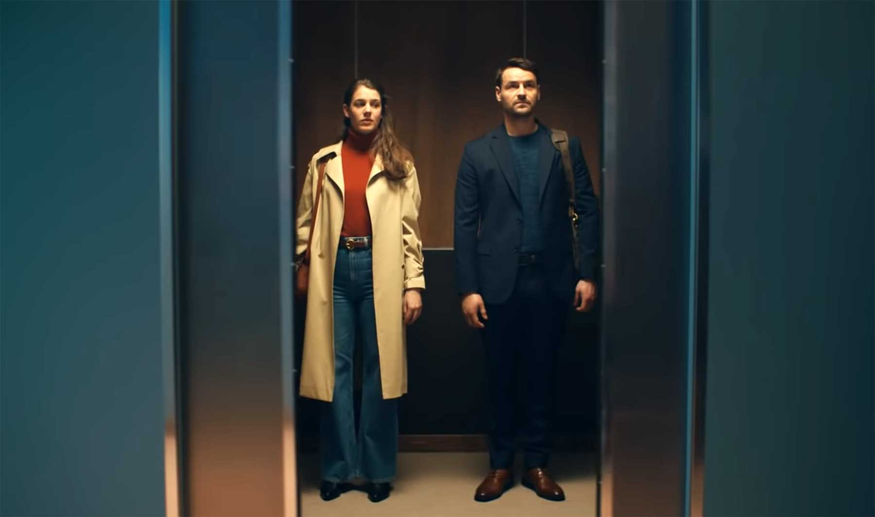 "Klasse Werbespot-Kurzfilm: ""The Lift"""