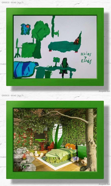 7 Kinderzimmer nach Wunsch-Zeichnungen umgesetzt Angies-List-kinderzimmerfantasien_04