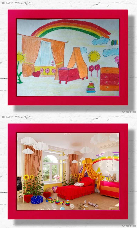 7 Kinderzimmer nach Wunsch-Zeichnungen umgesetzt Angies-List-kinderzimmerfantasien_05