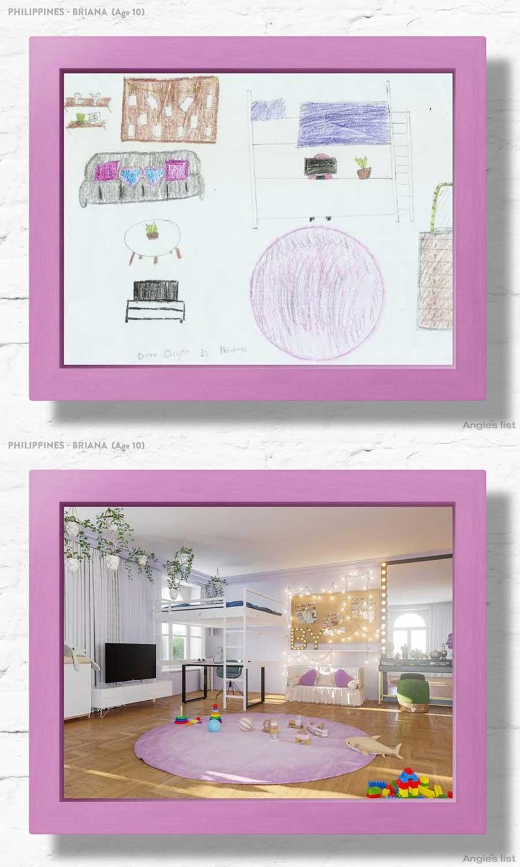 7 Kinderzimmer nach Wunsch-Zeichnungen umgesetzt Angies-List-kinderzimmerfantasien_07