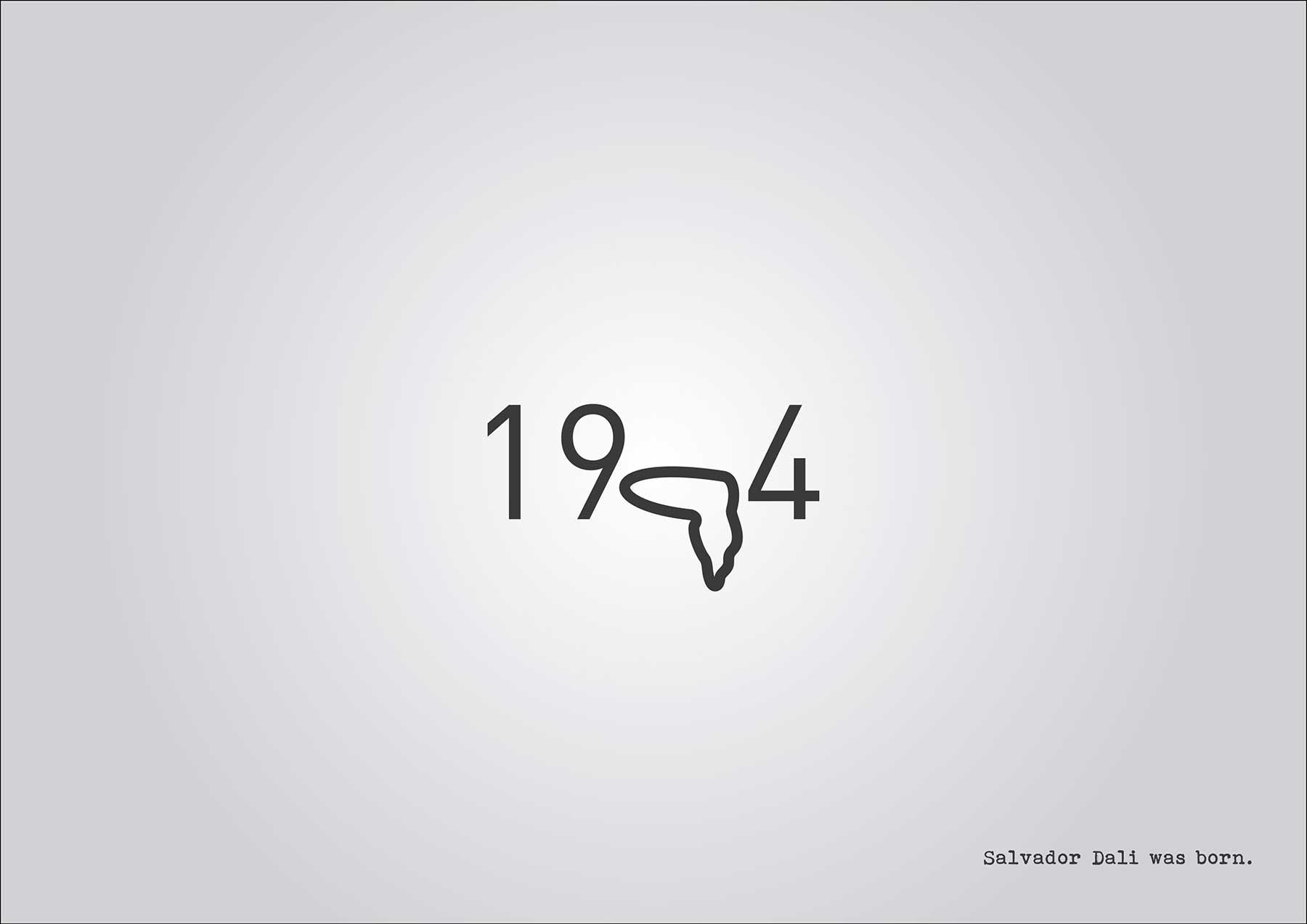 Jahreszahlen anhand ihrer Geschehnisse gestaltet Digital-Chronicles-jahreszahlen_02