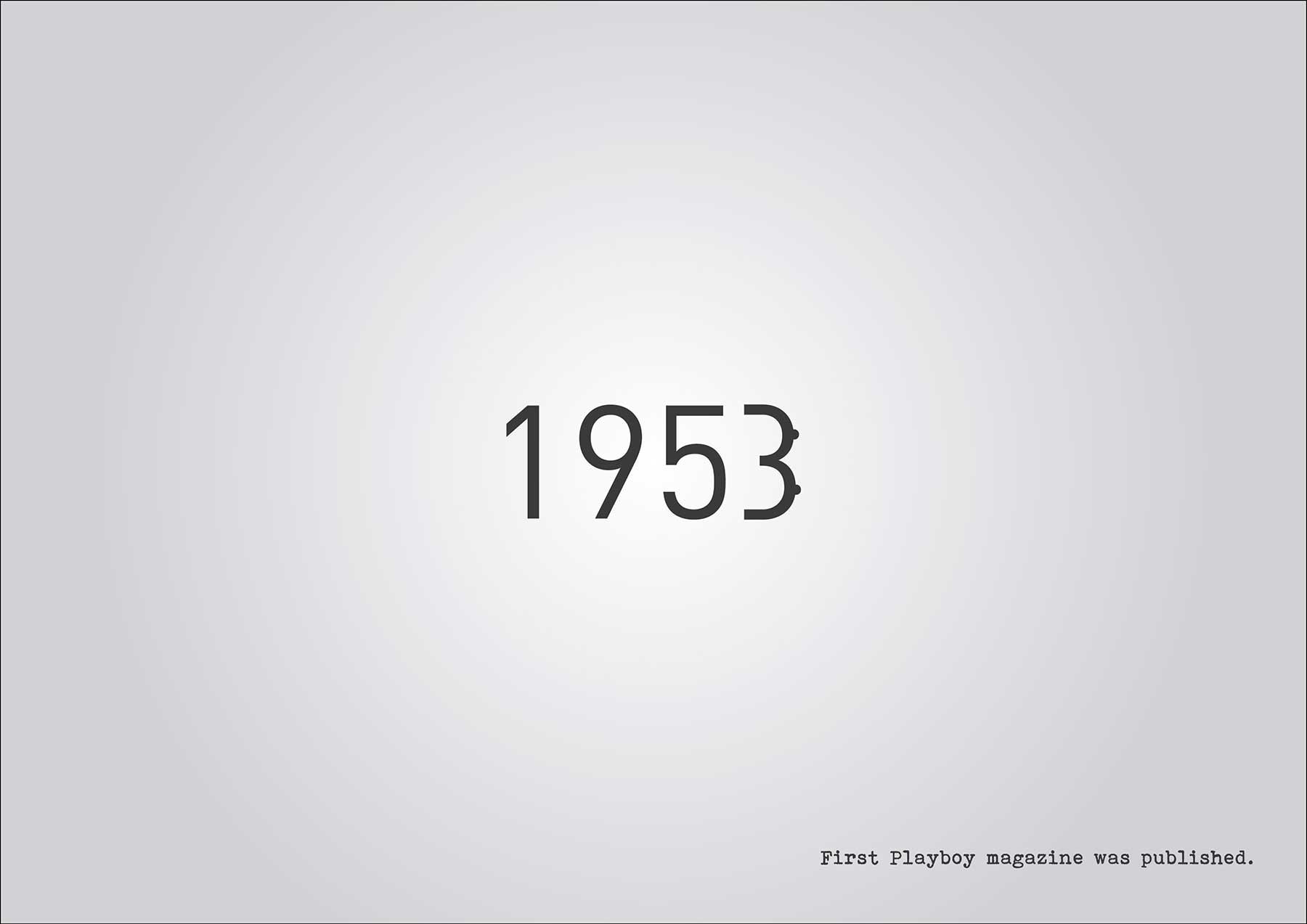 Jahreszahlen anhand ihrer Geschehnisse gestaltet Digital-Chronicles-jahreszahlen_06