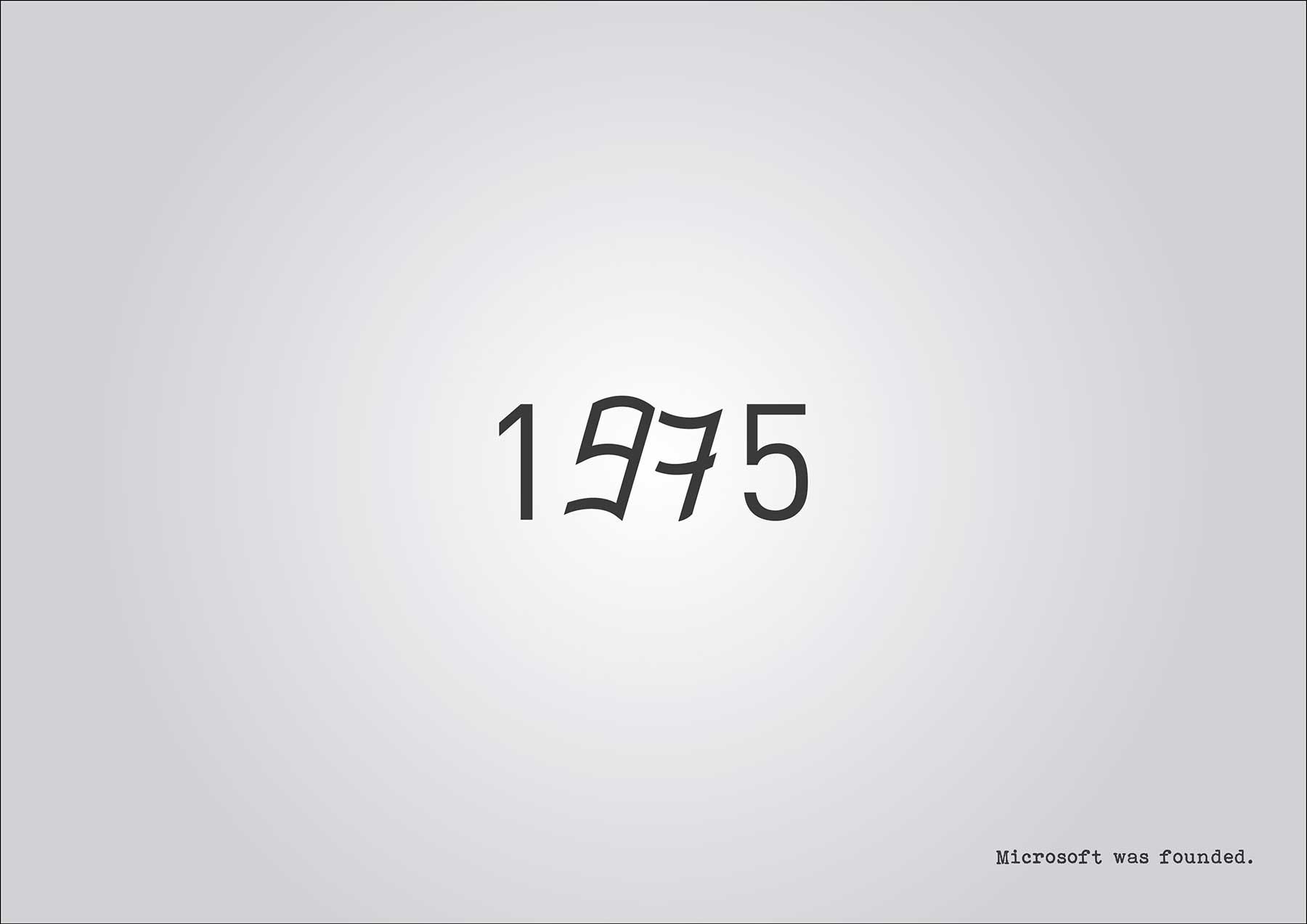 Jahreszahlen anhand ihrer Geschehnisse gestaltet Digital-Chronicles-jahreszahlen_09