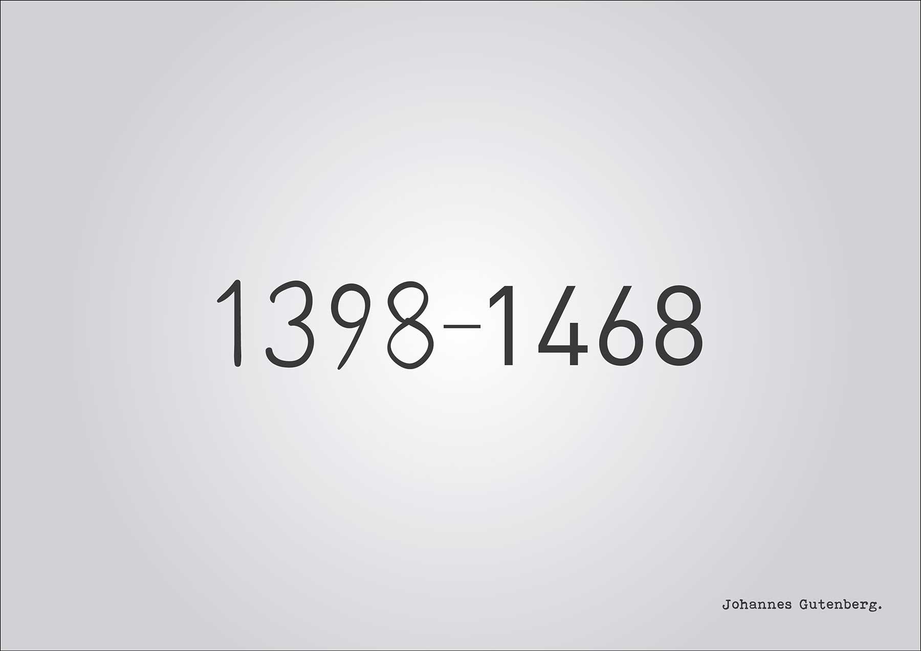 Jahreszahlen anhand ihrer Geschehnisse gestaltet Digital-Chronicles-jahreszahlen_10