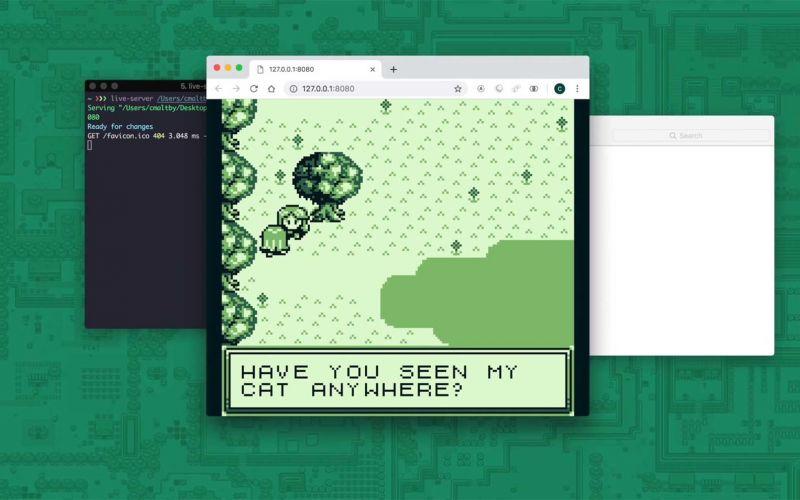 """Mit """"GB Studio"""" könnt ihr eure eigenen Game Boy-Spiele erstellen"""