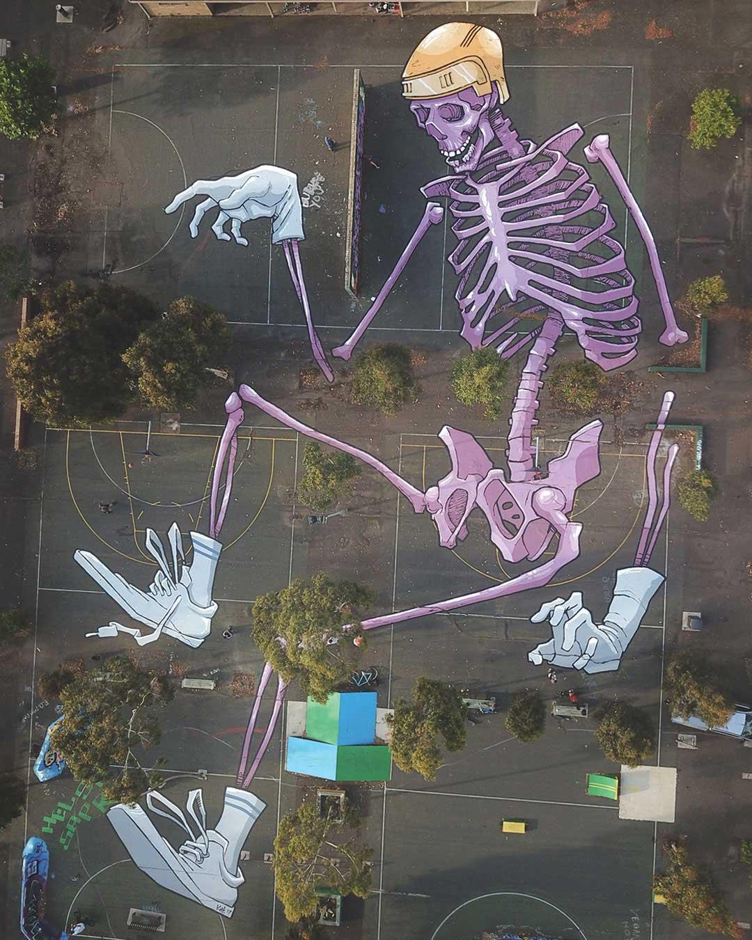 Die gigantischen Boden-Murals von Kitt Bennett Kitt-Bennett-murals_04